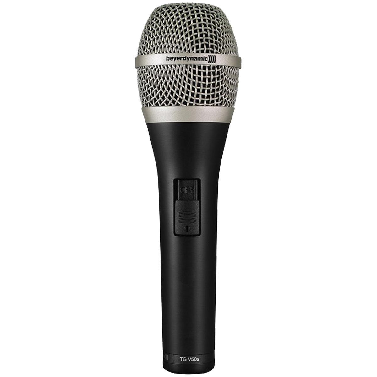 Beyerdynamic Microfone Dinâmico Cardióide TG-V50s