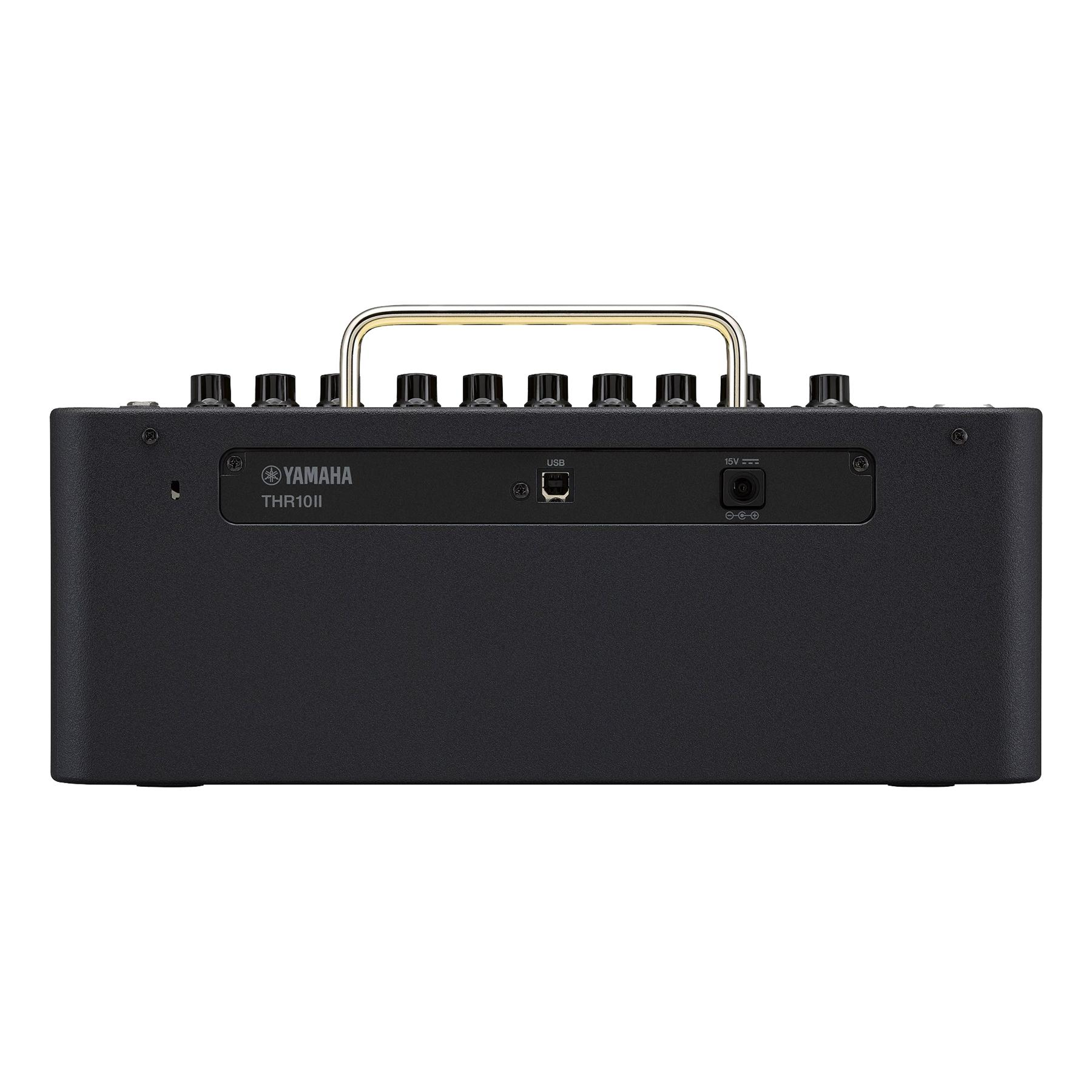 Yamaha Amplificador Cubo para Guitarra THR10II (20w RMS/Bluetooth)