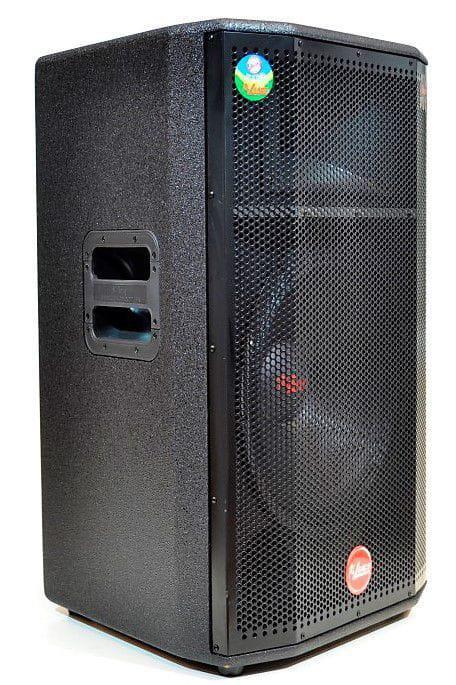 """Caixa Ativa Leacs Pulps-750 PLUS (15""""/350w RMS/USB/Bluetooth/FM/Cartão SD)"""