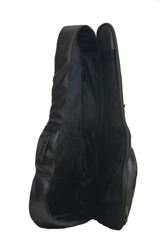 Capa Bag para Violão Folk Couro Sintético