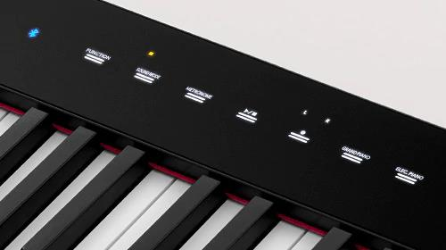 Casio Piano Digital Privia PX-S1000BKC2-BR (Preto)