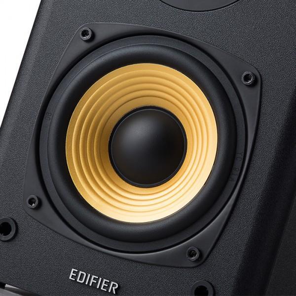 EDIFIER CX MONITOR ESTUDIO 12W X2 MAD. BK R1000T4