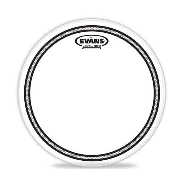 "Evans Pele 10"" Clear SST Transparente TT10EC2S"