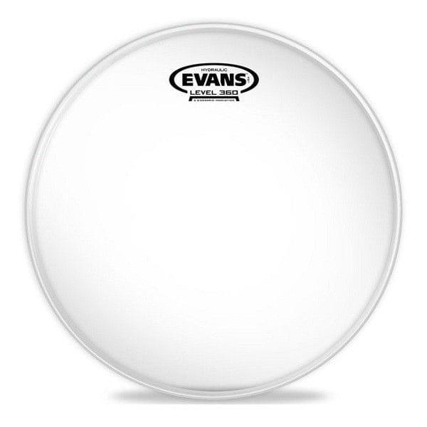 "Evans Pele 12"" Hydraulic Glass Transparente TT12HG"