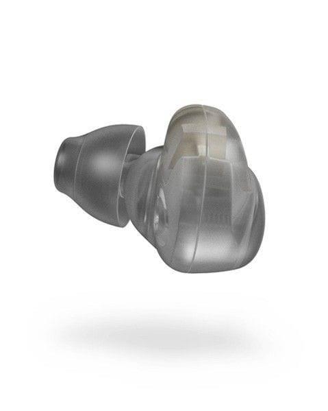 Fender Fone de Ouvido In-Ear DXA1 Transparent Charcoal (Com Case Deluxe)