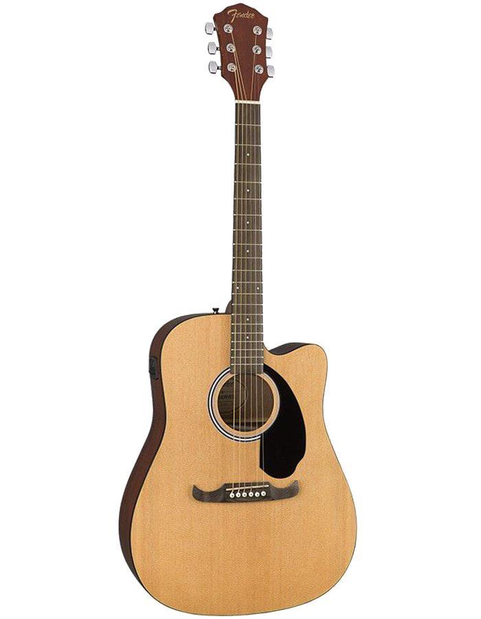 Fender Violão Eletroacústico Aço FA-125CE Natural (Captação Fishman)