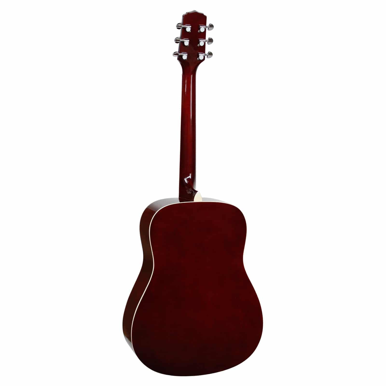 Giannini Violão Eletroacústico Folk GD-1 EQ 3 Tone Sunburst (Aço)