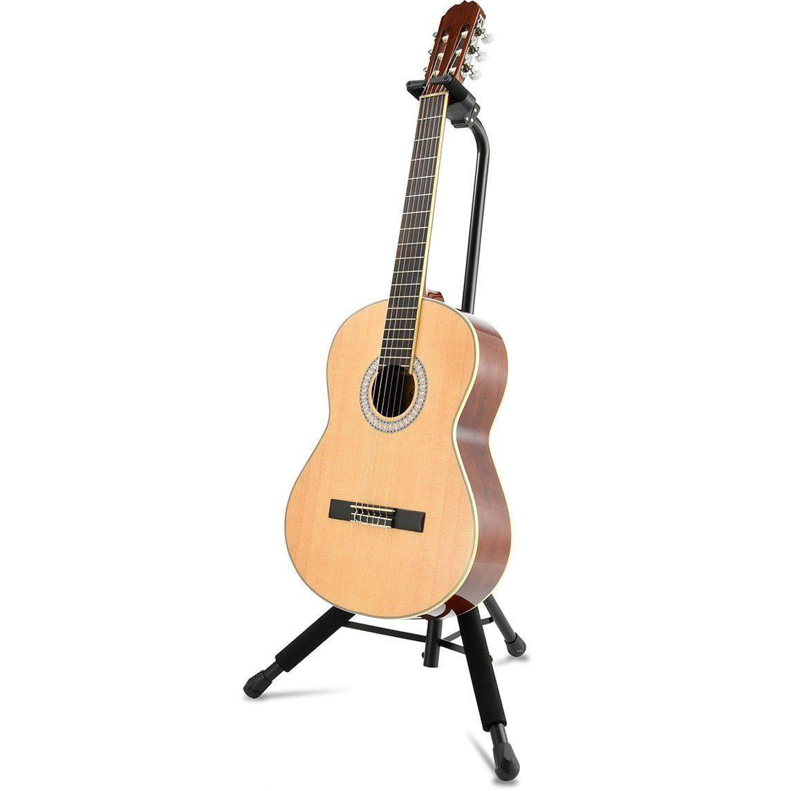 Hercules Suporte para Guitarra, Violão, Baixo e Violoncelo GS414B PLUS