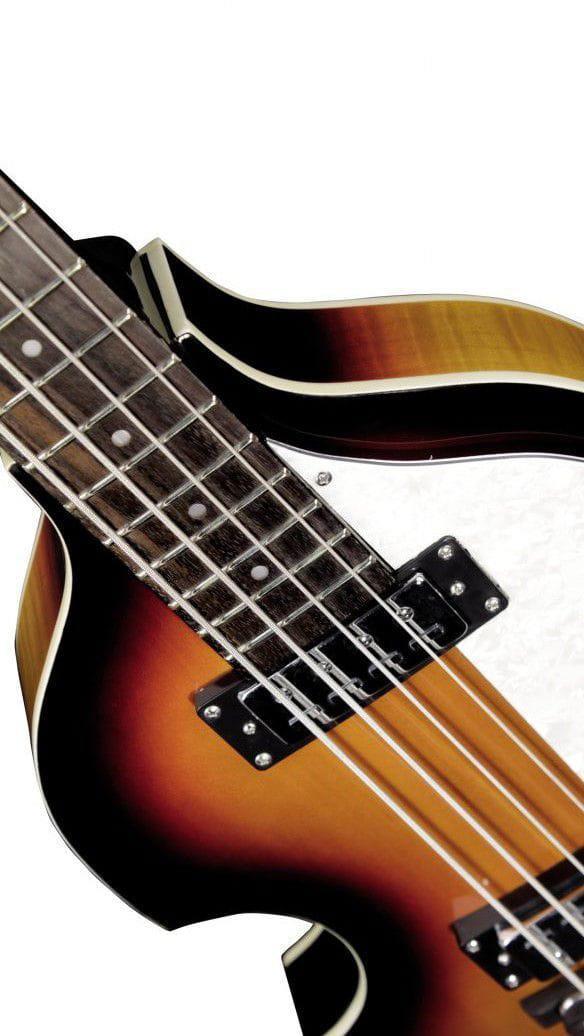 Contrabaixo 4 Cordas Hofner HIBB Violin Bass Ignition - Sunburst