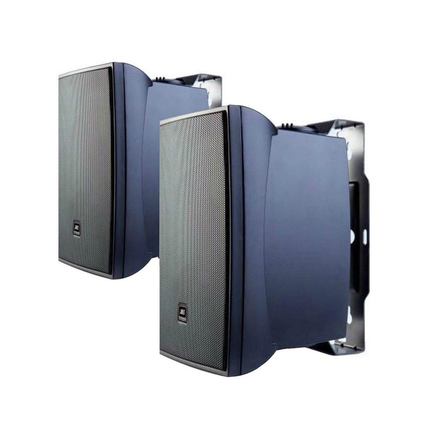 JBL Caixa Acústica para Som Ambiente C521P (Par/40w RMS/Preta)
