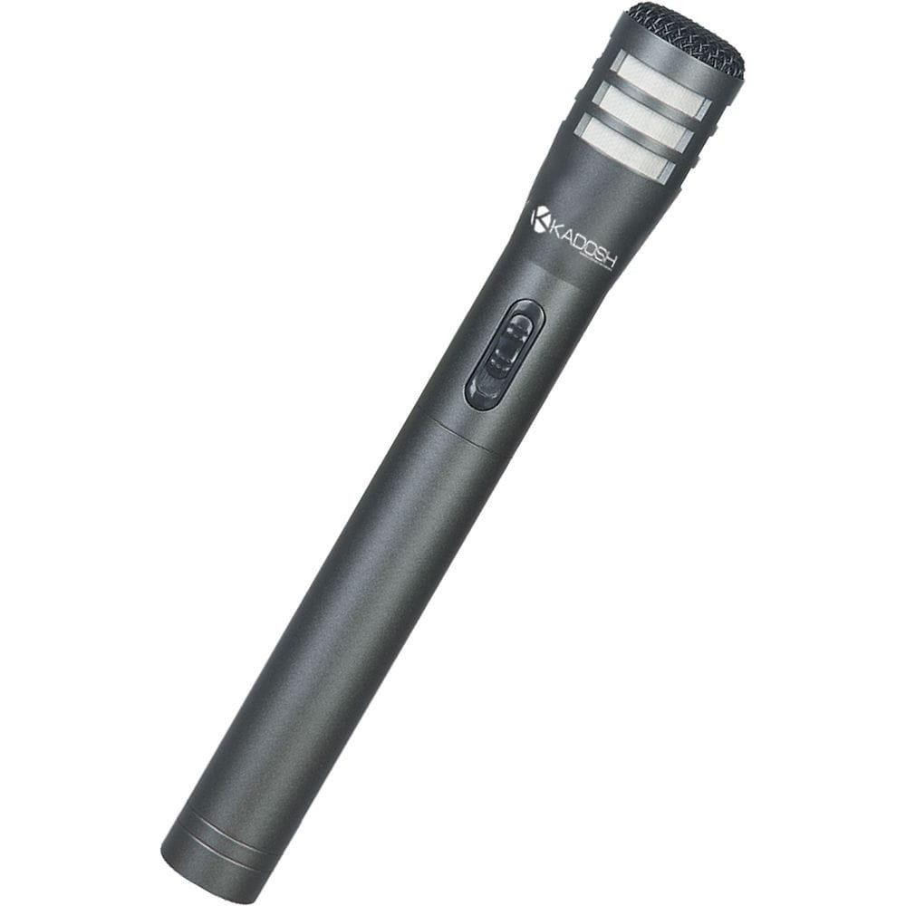 KIT Microfones Para Bateria Kadosh K-8 Slim Com 8 Peças