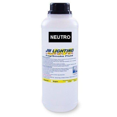 Líquido Para Máquina de Fumaça JM LIGHTING (Neutro/1 Litro)