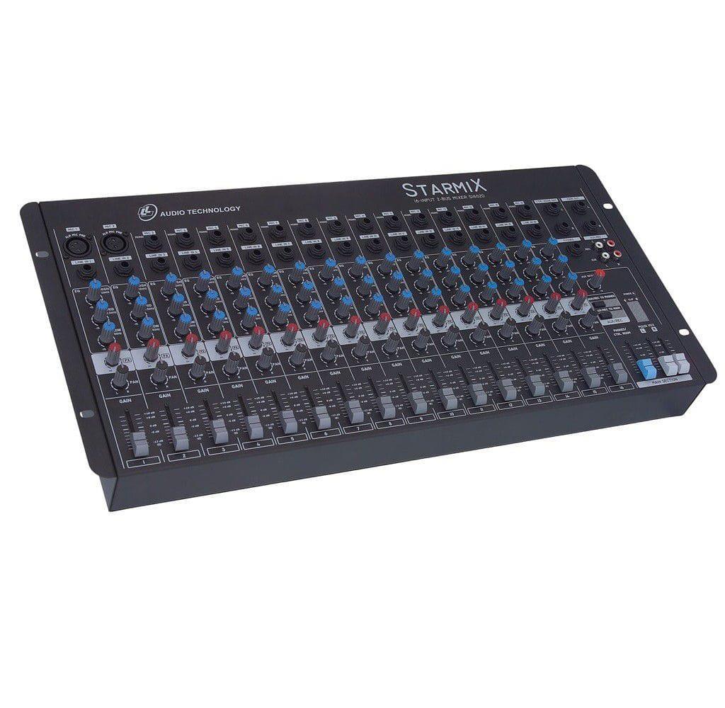 LL Audio Mixer Starmix S1602D (16 Canais/Bivolt)