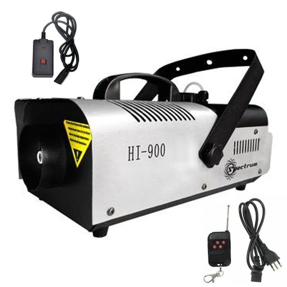 Máquina de Fumaça Spectrum HI900 (900w/220v/Com Controle Sem Fio)