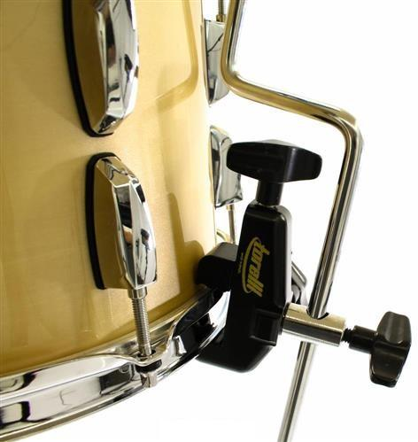 Multi Clamp com Haste para Microfone Torelli TA413