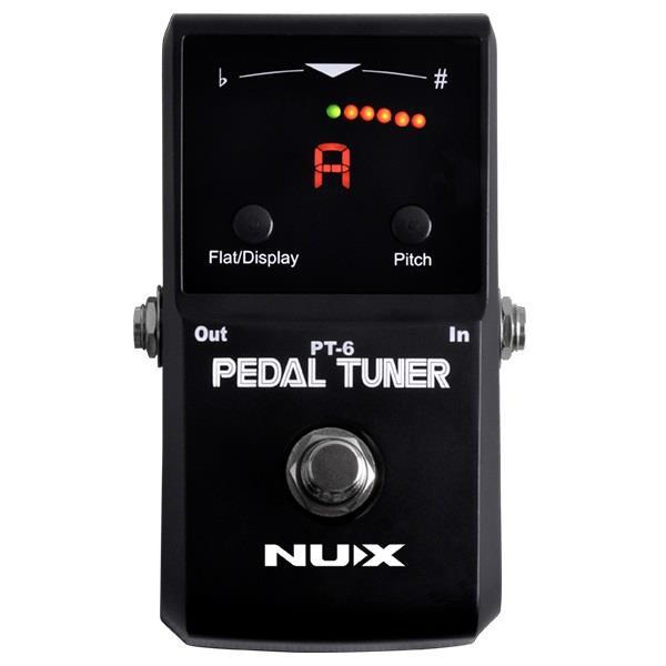 Nux Pedal Afinador PEDAL TUNER PT-6