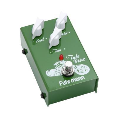 Fuhrmann Pedal de Efeito para Guitarra Tube Drive TD02