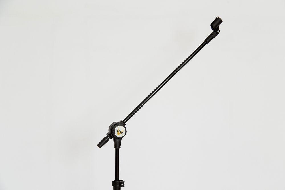 Pedestal Girafa para Microfone Vector PMV-100-P