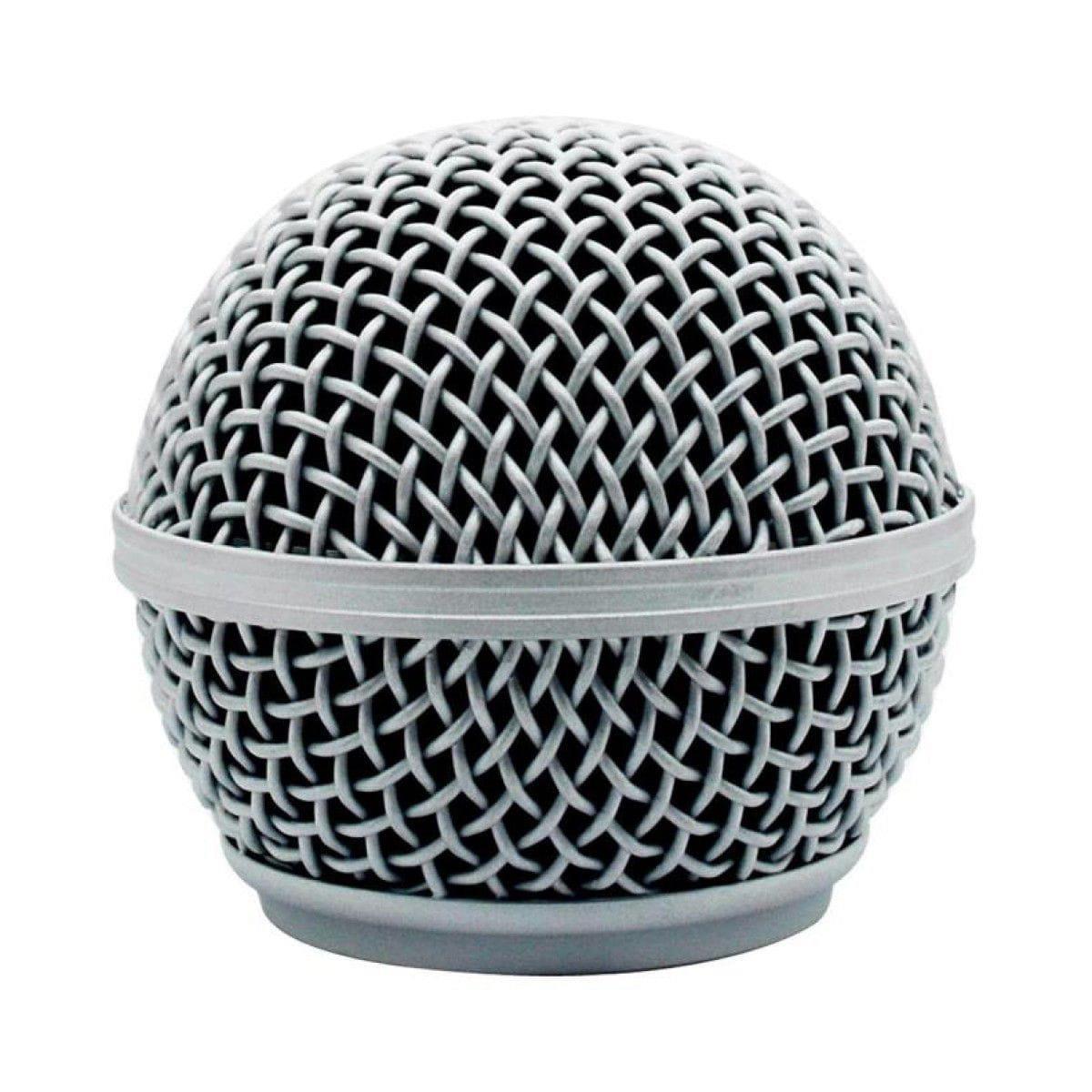 Shure Globo Metálico para Microfone SM58 RK143G