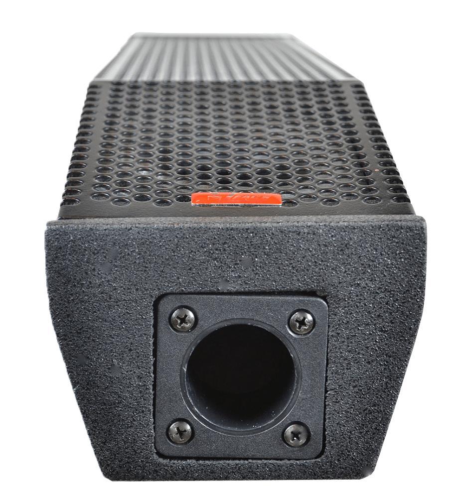 """Sistema PA Passivo Leacs System Pack 1000 (500w RMS/SUB 12"""")"""