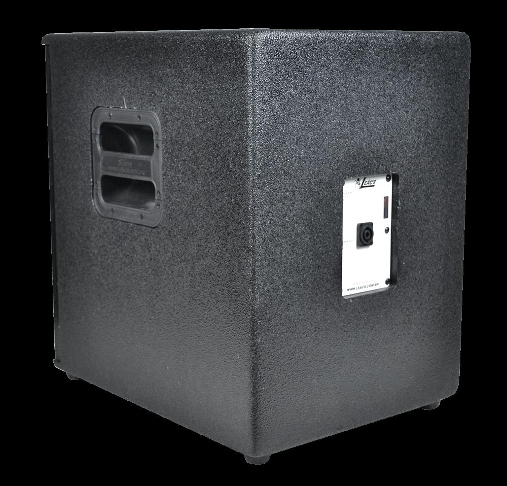 Sub Grave Passivo Leacs SLI Invoked 12P (Falante 12''/350w RMS)