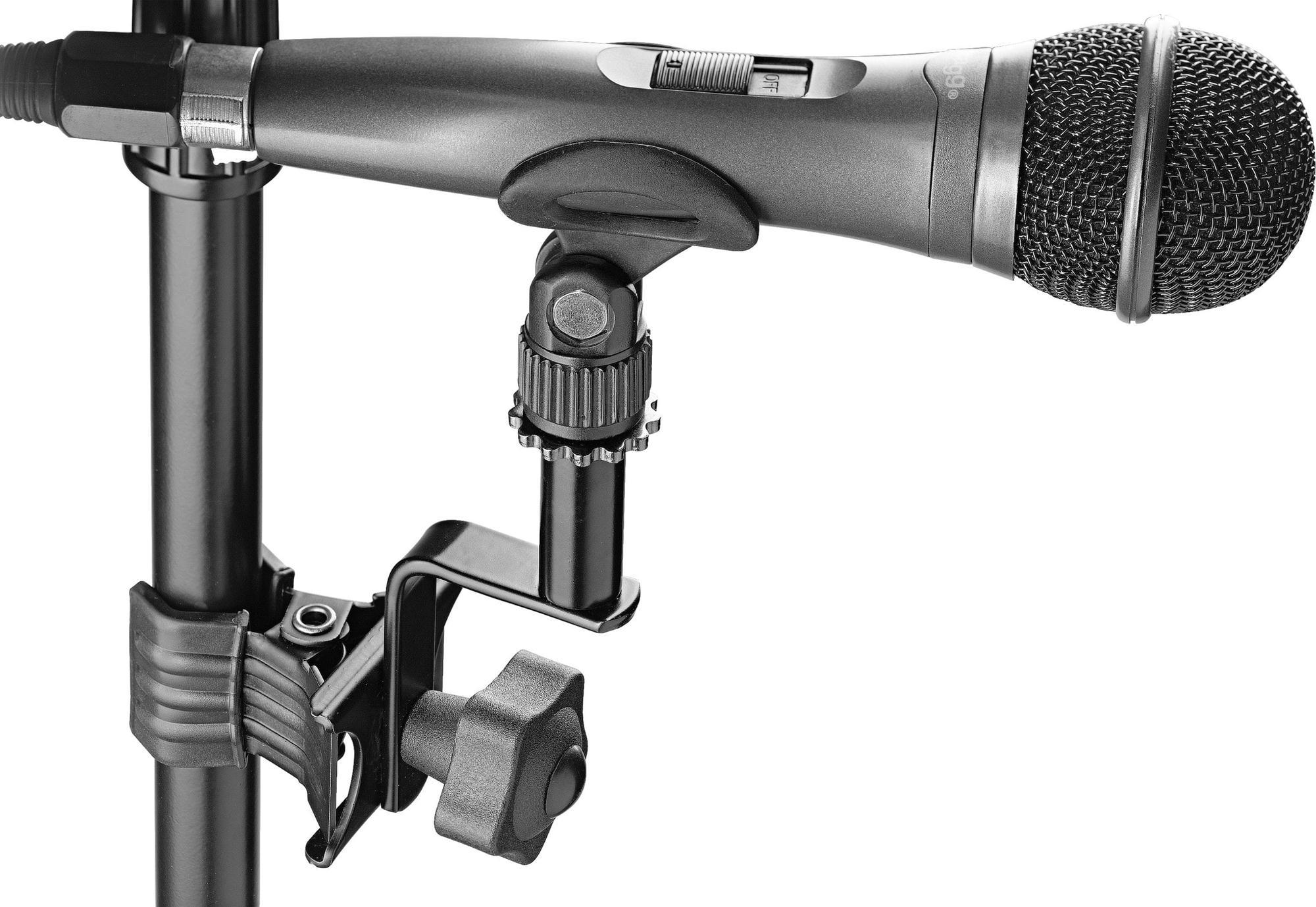 Suporte Clamp para Microfone  Stagg SCL-MIA