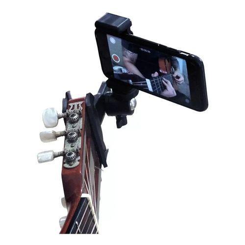 Suporte de Headstock para Celular Guitar Selfie PGS300