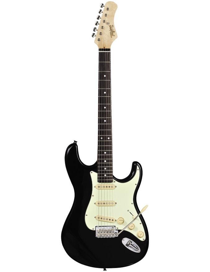 Tagima Guitarra Strato T-635 (Preta)