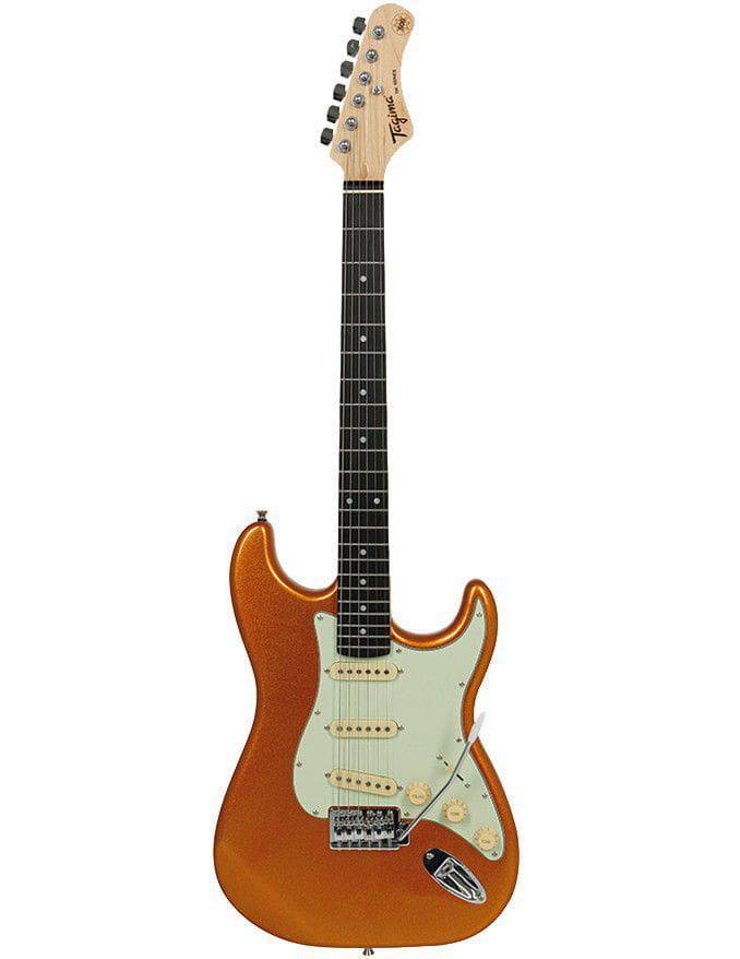 Tagima Guitarra Strato TG-500 MGY E/MG (Metallic Gold Yellow)