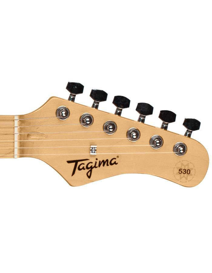 Tagima Guitarra Strato TG-530 Woodstock SB (Sunburst)