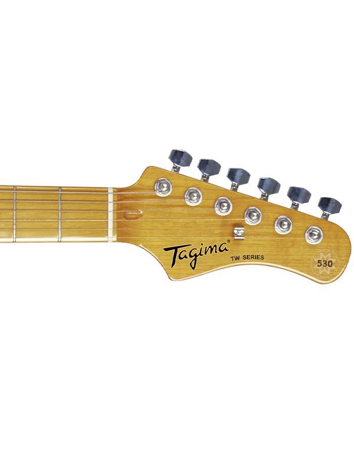 Tagima Guitarra Strato TG-530 Woodstock SG (Surf Green)