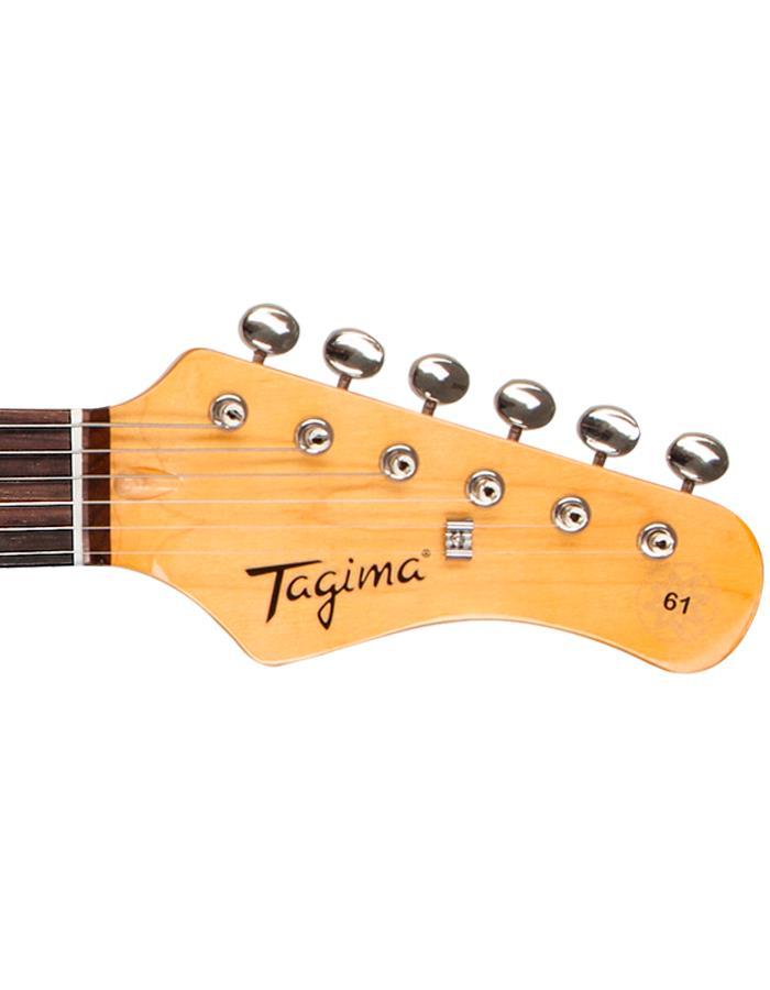 Tagima Guitarra TW-61 Woodstock BK (Preto)