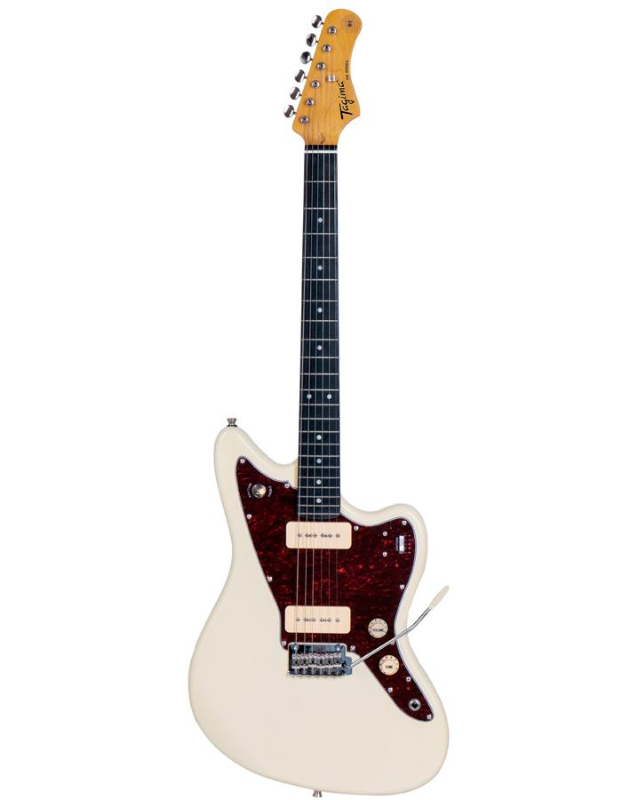 Tagima Guitarra TW-61 Woodstock OWH (Olympic White)