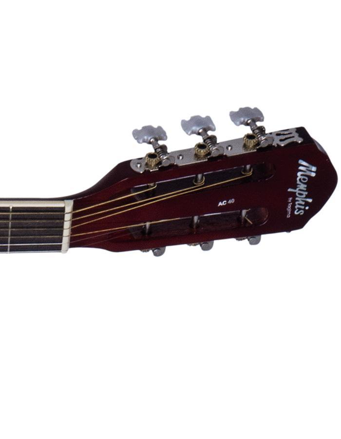 Tagima Memphis Violão Acústico AC-40 Natural (Aço)