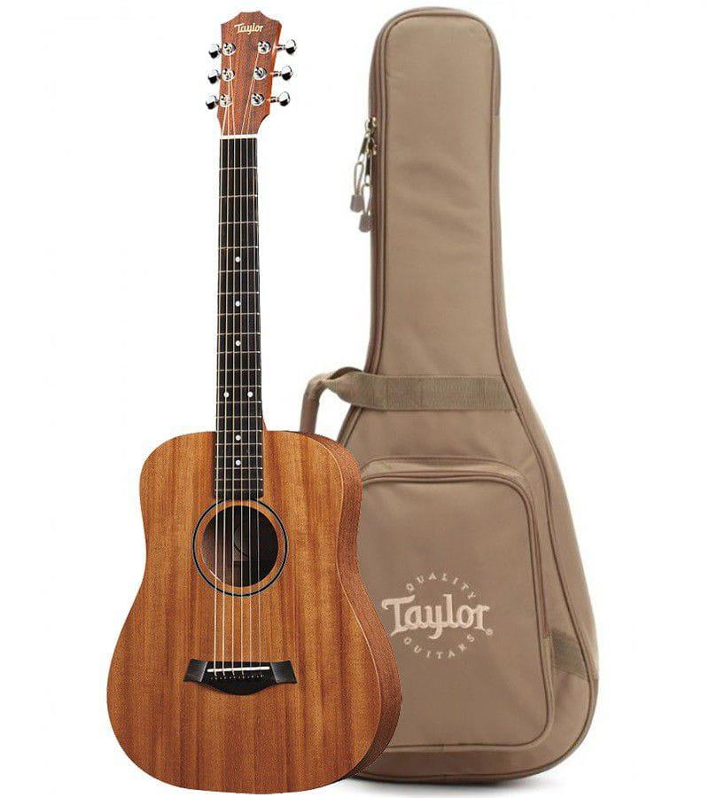 Taylor Violão Eletroacústico Baby BT2-e Mahogany (Aço/Com Bag)