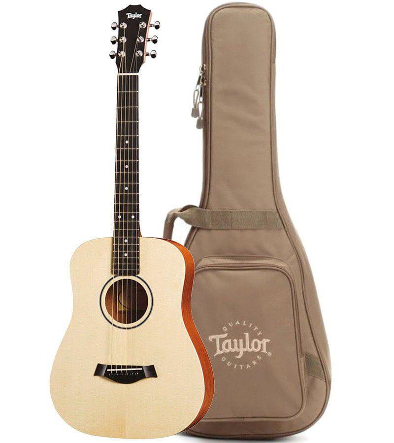 Taylor Violão Acústico Baby BT1 Natural (Aço/Com Bag)