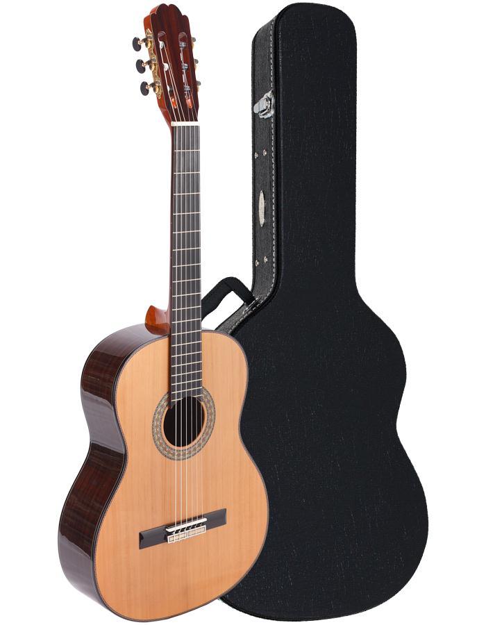 Violão Acústico Phoenix Camerata Concertista II LCS-101 Natural (Nylon/Com Case)