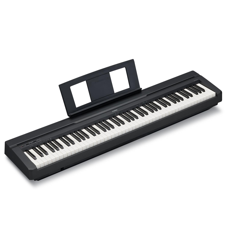 Yamaha Piano Digital P45 B (Com Pedal e Fonte)
