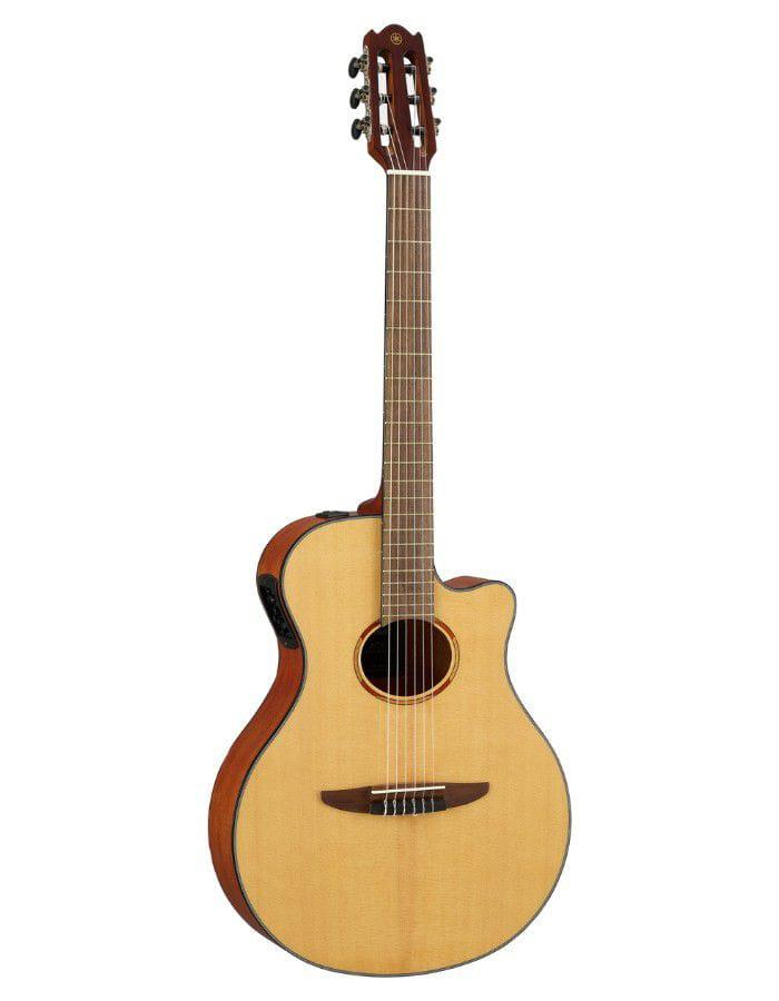 Yamaha Violão Eletroacústico NTX1-NT Natural (Nylon)