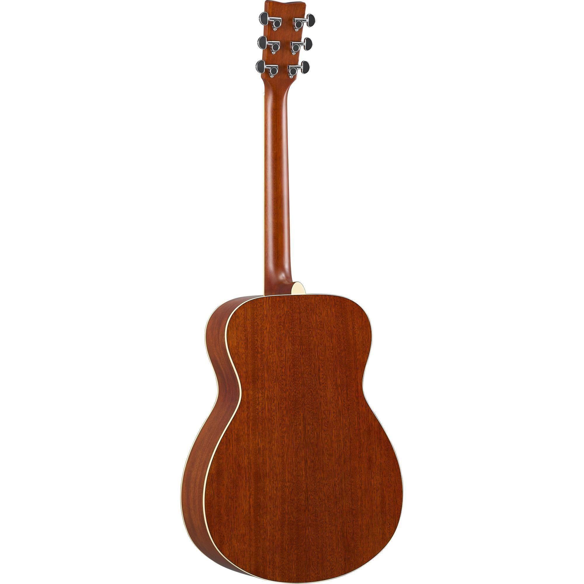 Yamaha Violão TransAcoustic FS-TA Natural (Aço/Com Reverb e Chorus)