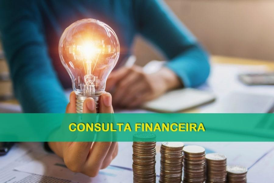 Consulta Financeira Sessão Individual
