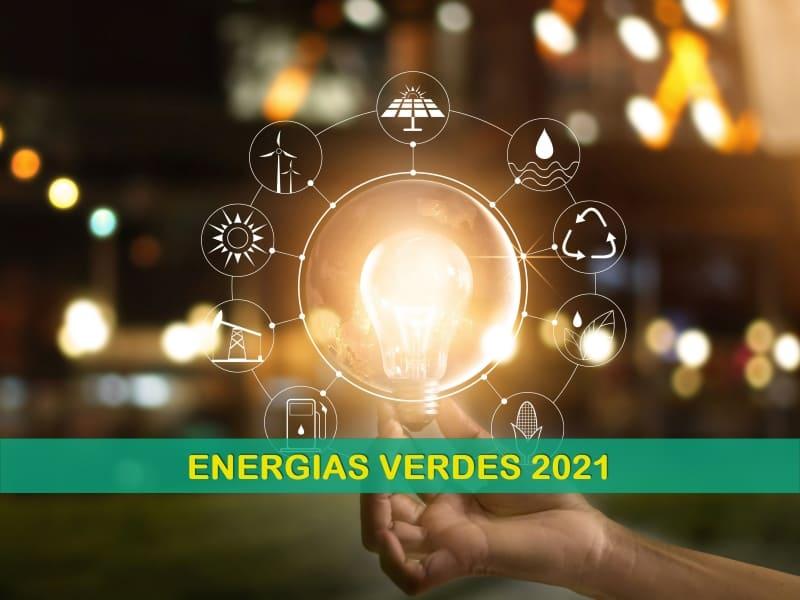 Curso online Energias Verdes 2021