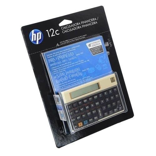 HP 12C Gold - Clássica e Robusta