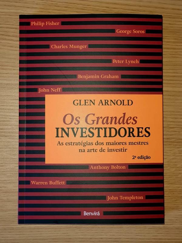 Os Grandes Investidores - Glen Arnold