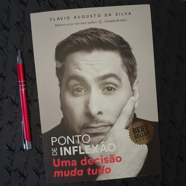 Ponto de Inflexão – Flávio Augusto da Silva