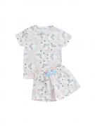 Pijama Infantil Feminino Ovelhinhas