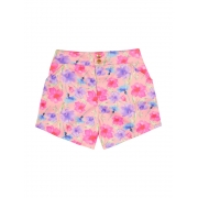 Shorts Infantil Feminino Floral