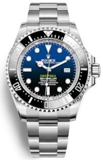 Relógio Rolex Deepsea Sea Dweller