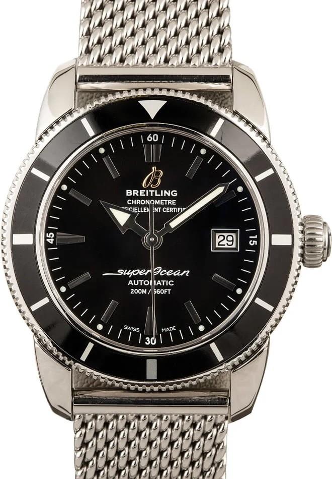 Relógio Breitling Super Ocean