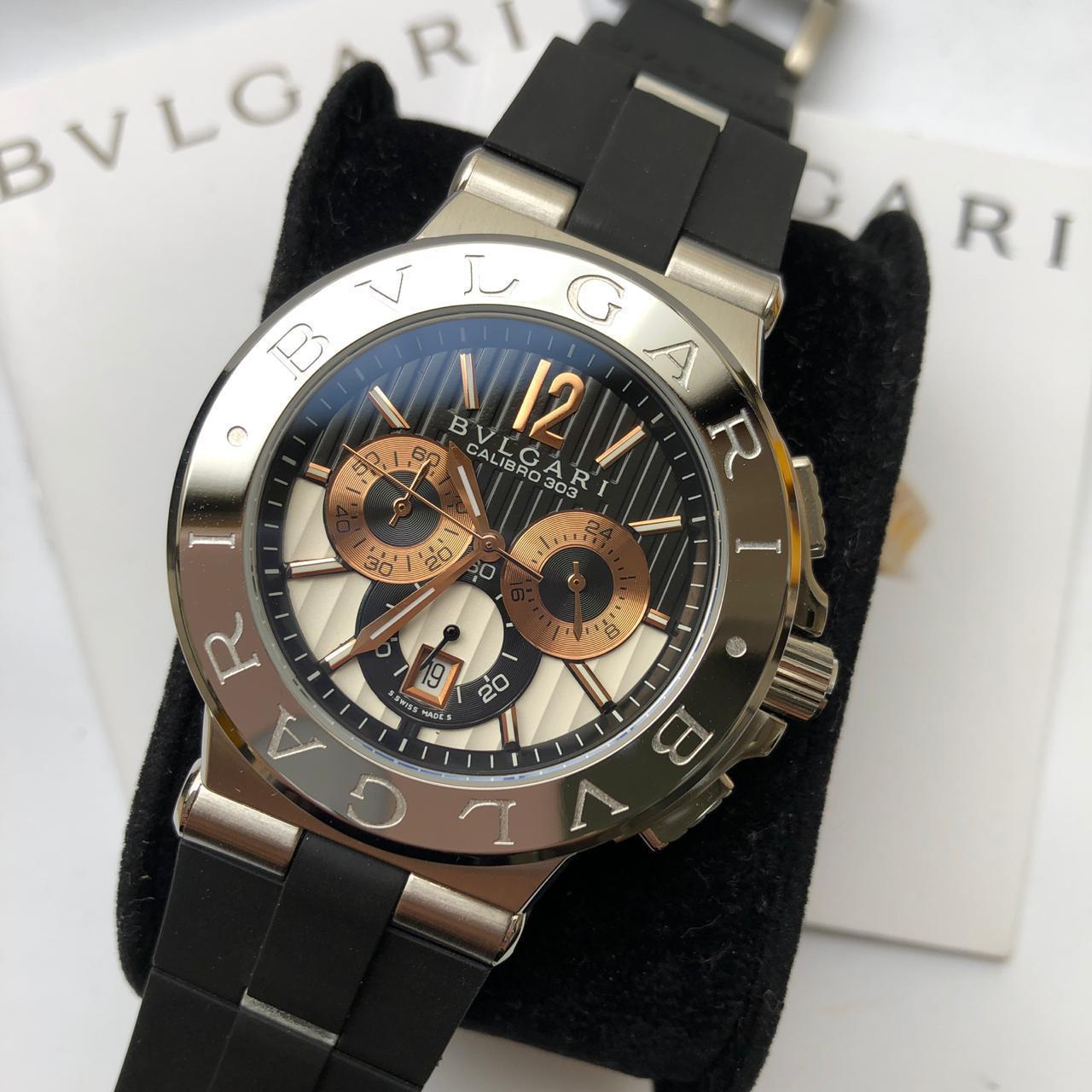 Relógio Bvlgari Calibro 303